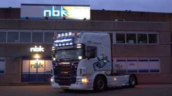 Scania R500 voor NBK uit Spijkenisse