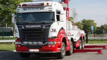 Scania R730 voor 3R Service (FR)
