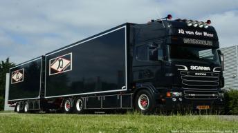 Scania R620 voor JQ van der Meer