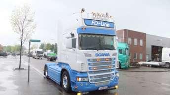 Scania R500 voor FD Line (B)