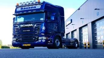 Scania R730 voor Sassen