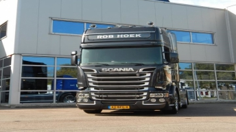 Scania R730 voor Rob Hoek