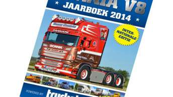 Scania V8 Jaarboek 2014