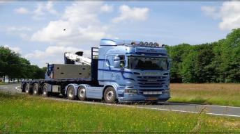 Scania R520 voor Jan Rietveld