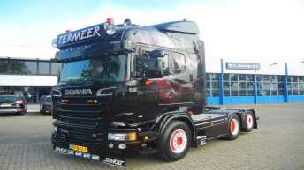 Tweedehands Scania R520 voor D.M. Termeer