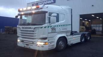 Scania R730 voor TFR Rattier (FR)