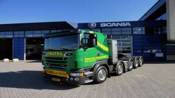 Scania R620 voor Zwatra Transport