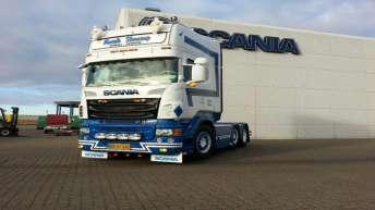 Scania R560 voor Henrik Skaarup (DK)