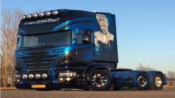 Scania R730 voor Nima Transport