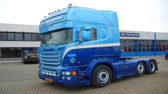 Scania R620 voor Nijhoff Transport Meteren