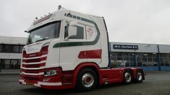 Scania S520 voor Hofsommer