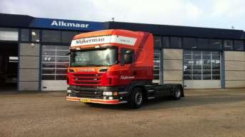 Scania R500 voor Slijkerman