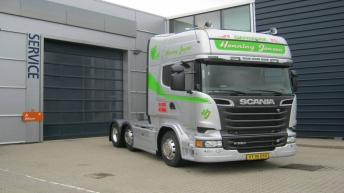 Scania R520 voor Henning Jensen (DK)