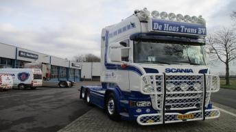 Scania R730 voor Fa. Marsdijk uit Lienden