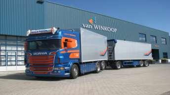 Scania R560 voor C.G. Kroon