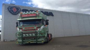 Scania R580 voor Anders S. Pihlman