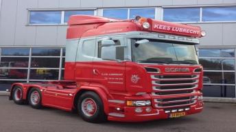Scania R520 voor Kees Lubrecht