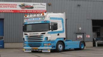 Scania R730 voor P.B. Kok