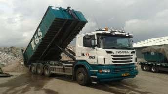 Scania R500 voor RGS