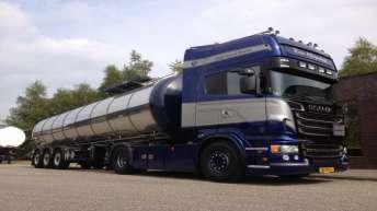 Scania R620 voor Rien Meijndert
