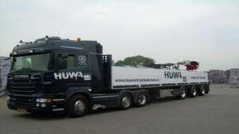 Scania R500 voor Wessels Rijssen