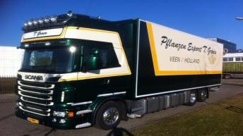 Scania R730 voor Teun Groen