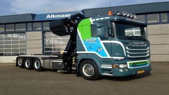 Scania R520 voor Stoop Waarland
