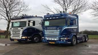 Scania V8 R520 - Edward van Giessen