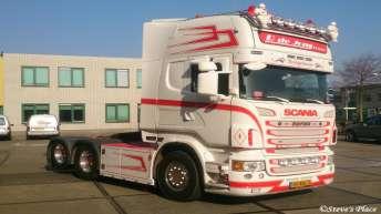 Tweedehands Scania R560 voor R. de Jong Trans