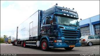 Scania R500 voor Erik Hoek