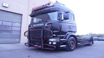 Scania R580 voor Mampaert Hervé (B)