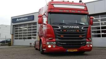 Scania R520 voor VDB Logistics