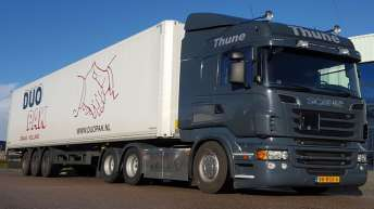 Tweedehands Scania R730 voor DuoPak uit Zwaag