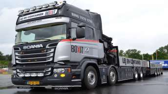 Scania R730 voor Boxit (DK)