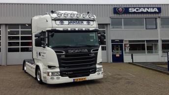 Scania R520 voor Gebr. Jansen Drempt