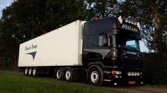 Tweedehands Scania R620 voor Wilco de Bruijn