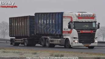 Nieuwe Scania voor Mud grond- en transportwerken