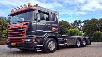Scania R500 voor Ardesch