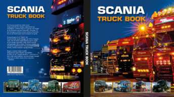 Leeswerk: Scania Truck Book