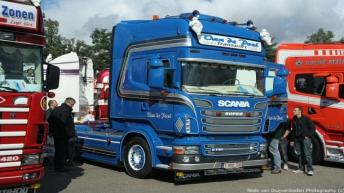 Scania R730 voor Van de Poel Transport (B)