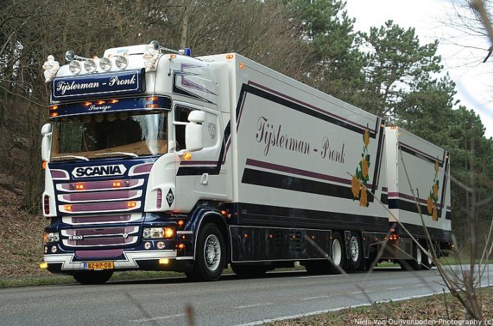 Special: Tijsterman-Pronk R500