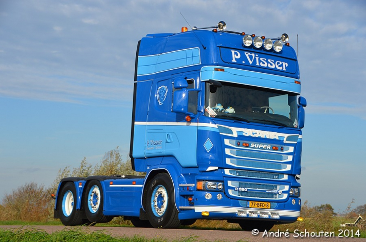 Special: P. Visser R520