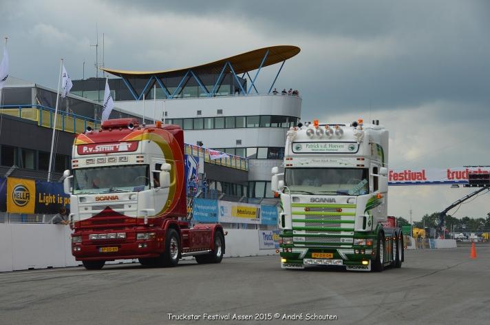 Foto's: Truckstar 2015 Zaterdag