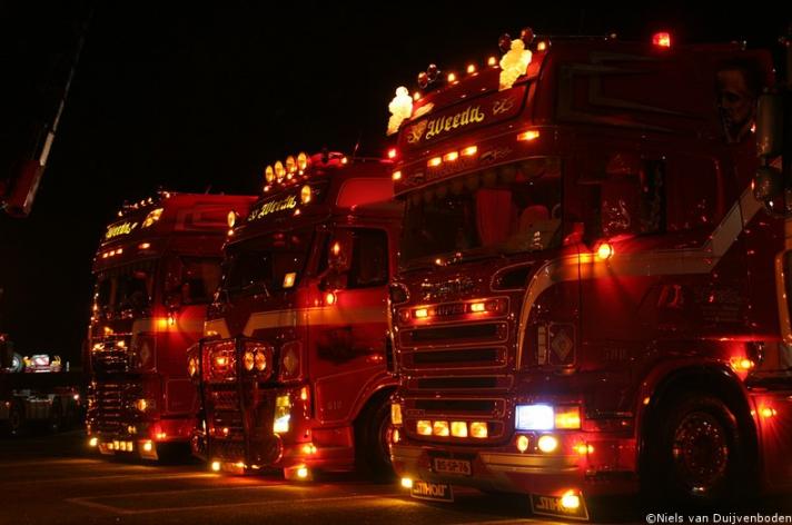 Foto's: Truckshow Gorinchem 2011