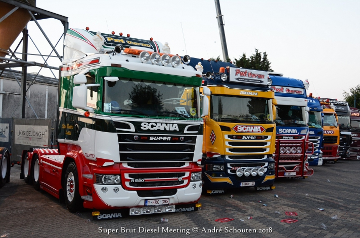 Superbrut Diesel Meeting Nieuwmoer