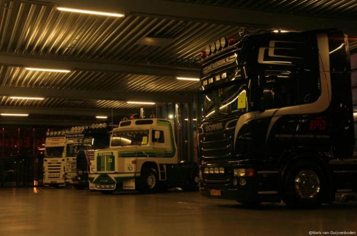 Mooiste Scania van 2012 verkiezing