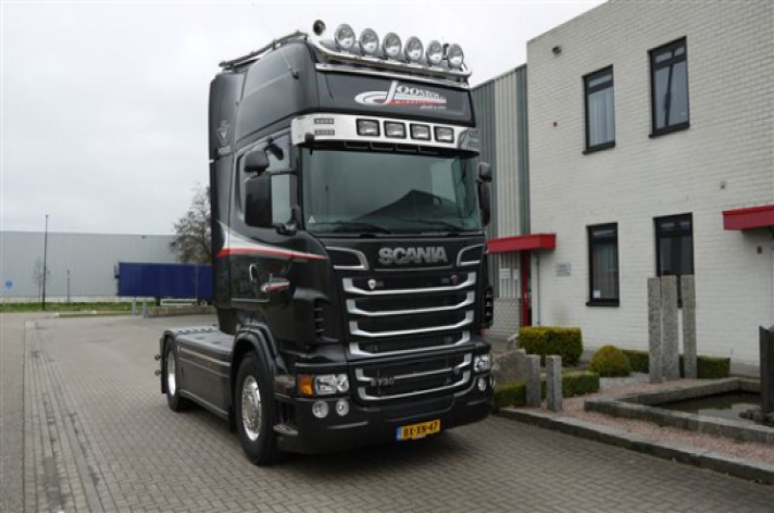 Scania R730 voor Joosten Winkelstellingen