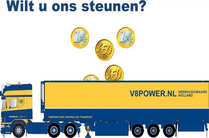 V8power.nl steunen