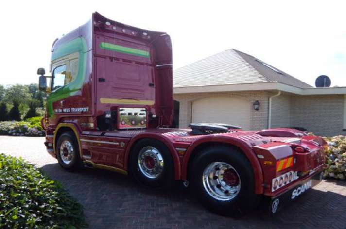 2011 de heus transport R730
