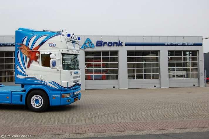 2008 Bronk 144 530